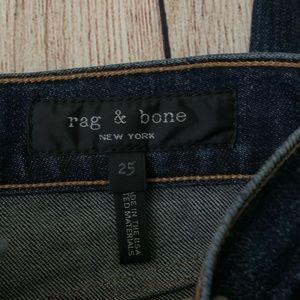 rag & bone Jeans - NWT Rag & bone  dark Paz cigarette jeans 25